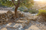 Wandern an der Südküste von Kreta, Griechenland