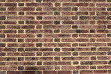 Brick wall background, texture. Old brick