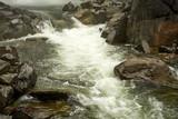 rever flowing in rocks