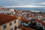Lisbon. Portugal. View from above - 228742025