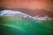 Quadro Sea waves on the beach