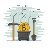 bitcoin mining and tools