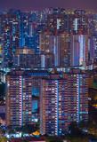 city night scene
