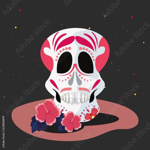 dzień zmarłej czaszki
