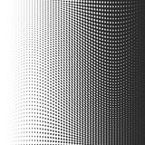 Black dots on white background. Vector illustration.