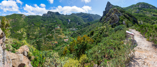 landscape in the mountains - 228903220