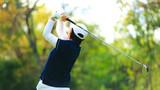 ゴルフをしている風景 - 228932050