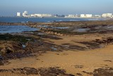 plage des sables d'olone en vendée
