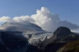 Wolkenstimmung über den Hohen Tauern
