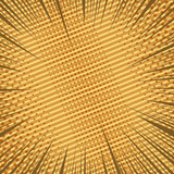 Comic page dynamic brown background