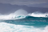 Maui Winter Surf, Hawaii - 229114634