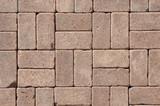 Luxury paving stone textured background