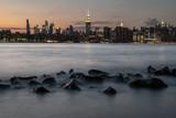 Skyline New York City Sunset