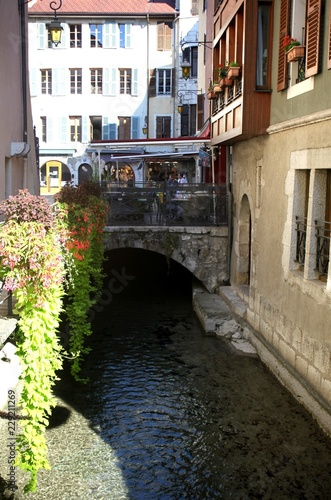 Annecy. France. River Thiou. 4 - 229211269