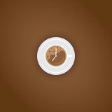 Coffee Time Logo Vector, EPS 10