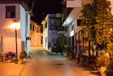 Panagia city at night - 229228496