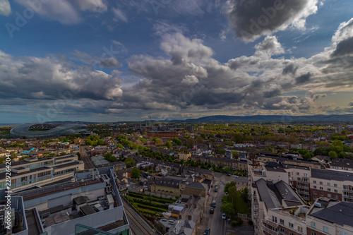 Wunderschöner Ausblick über Dublin - 229264204