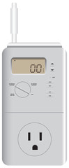Thermostat for heating and cooling © Art of Success