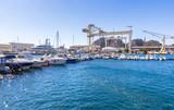 la Ciotat, port et chantier naval  - 229367643