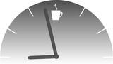 Zeit für einen Kaffee - Kaffeepause