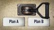 Schild 354 - Plan B