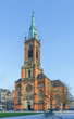St John's Church, Dusseldorf, Germany