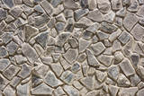 abstract stone fence background