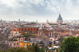 Skyline of old Rome, Italy - 229570893