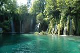 Plitvica lake croatia