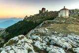 Tramonto a Rocca Calascio - Gran Sasso e Campo Imperatore - 229629430