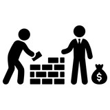 Property Investor - Vector Icon - 229676266