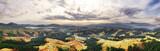 mountain sunny landscape - 229688881