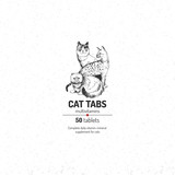 Cat tabs logo template - 229708437