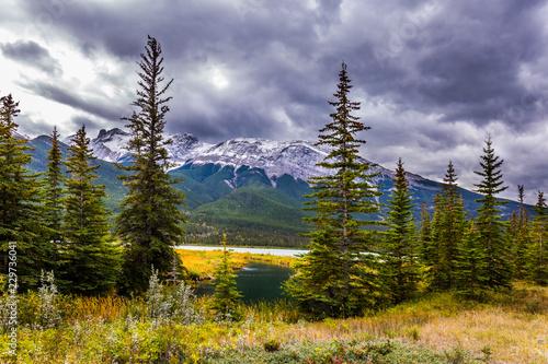 Rocky Mountains - 229736041