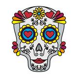 mask of the santa death - 229763469