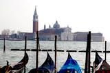 Venezia, cityscape on the sea