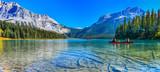 Fototapety Emerald Lake,Yoho National Park in Canada