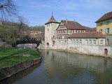 Kocher mit Sulferturm in Schwäbisch Hall - 229795280
