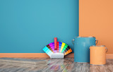 Colorful Walls - 229805404