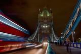 tower bridge and doubledecker