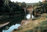small brige near dam