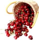 Raw Cherries
