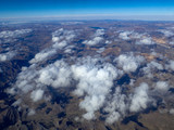 Clouds above the Andes