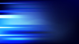 Abstract speed blue light and shade creative background. Vector illustration. - 229890628