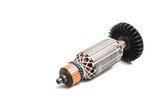 electric motor isolated - 229910867