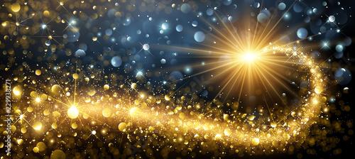 Golden Magic Star