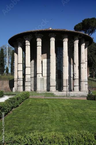 Temple of Hercules Victor