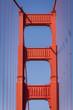 Golden gate Brücke in San Francisco in Kalifornien, USA