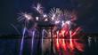 Firework Metz Grand Est Guig's Timelapse