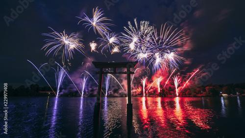 Firework Metz Grand Est Guig's Timelapse - 229971408